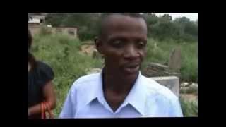 LA TOMBE DE MAMAN,GRAND MÈRE,TANTE ISEKA MODZU A KINSHASA CONGO