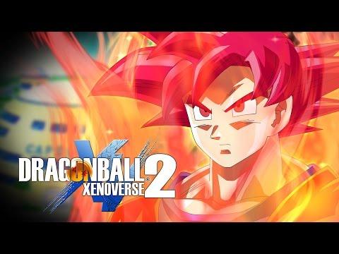 CONSIGUIENDO A GOKU SUPER SAIYAN DIOS - DRAGON BALL XENOVERSE 2