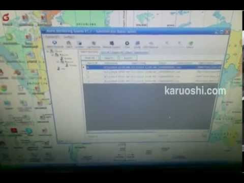 GSM Alarm Monitoring Center System