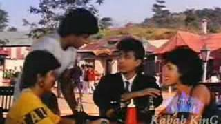 "funny scene from the INDIAN movie ""Jo Jeeta Wohi Sikandar"" AAMIR KHAN comedy"
