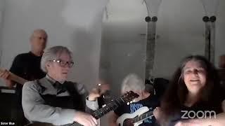 BSCP Virtual Jam   Sister Blue  Shakey Lyman  Mark Furman  Tom Donovan     4 29 2021