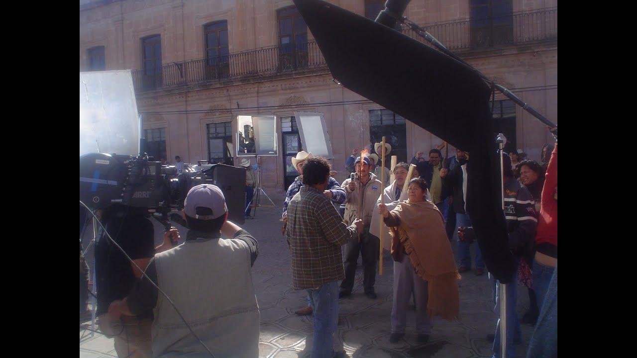 """Download Detrás de cámaras """"La mitad del mundo"""" (2009) Dir. Jaime Ruiz Ibáñez"""