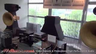 Tune Audio Loudspeakers, bibacord, totaldac, Engstrom Engstrom