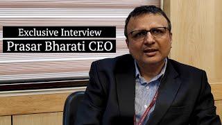 Shashi Shekhar Vempati on his vision for DD, AIR