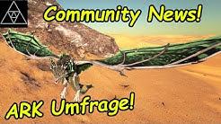 ARK Community News! Neuer TS Server, Infos und Umfrage zum Community Server!