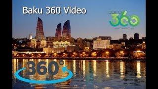 Baku 360 Video