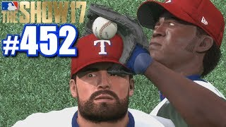 CATCHING IT RIGHT OFF THE TOP OF MY HEAD! | MLB The Show 17 | Road to the Show #452