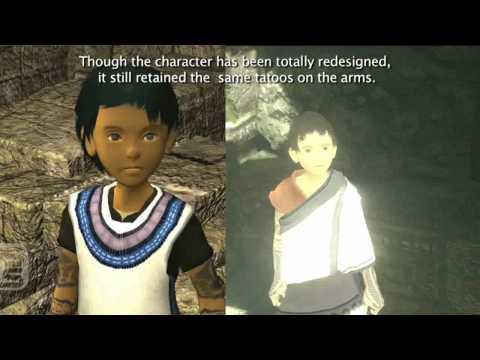The Last Guardian Comparison Trailer Project Trico (HD)