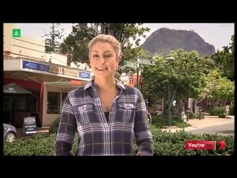 Queensland Weekender - Pomona Segment