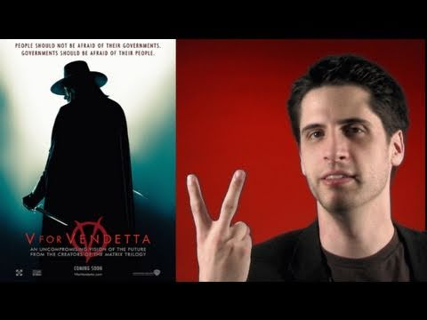 V for Vendetta movie review