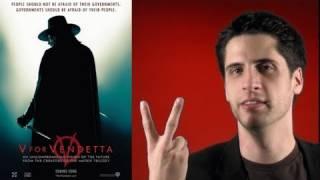 V for Vendetta movie review