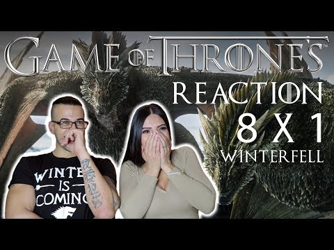 GAME OF THRONES Season 8 Episode 1 Winterfell REACTION & REVIEW