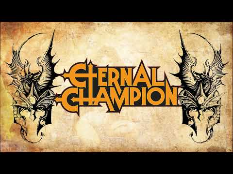 ETERNAL CHAMPION - Ravening Iron (Official Lyric Video)