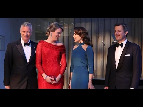 King Philippe and Queen Mathilde Of The Belgians State Visit Denmark Day 2