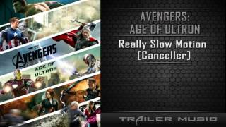Avengers: Age of Ultron TV Spot - Oh Boy Trailer Song | Really Slow Motion - Canceller