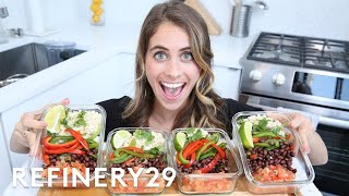 5 Days Of Home-cooked Meals | Try Living With Lucie | Refinery29