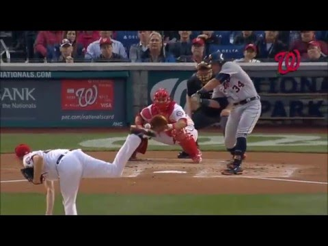 Max Scherzer Highlights - 5/11/16 - 20 STRIKEOUTS!
