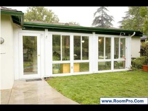 Patio Enclosures by RoomPro