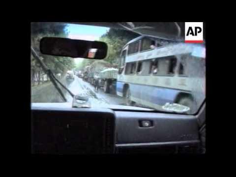 China - Severe flooding