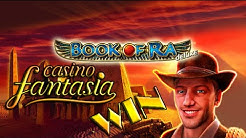 WIN| Casino Fantasia- BOOK OF RA DELUXE auf $1/ $1,50 und $2