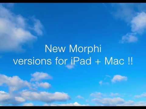 0 - Morphi: Einfache 3D Modeling Software für das iPad - Update: AR Viewer