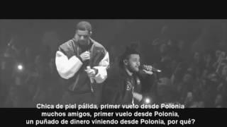 Repeat youtube video Drake ft The Weeknd - Crew Love - Subtitulado Español