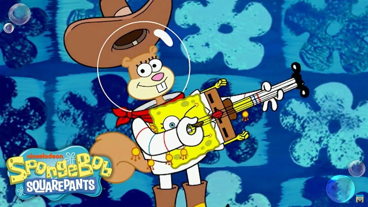 spongebob squarepants go nuts for u0027squirrel appreciation day