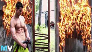 Sexis Bomberos Semi Desnudos//Firefighters attractive semi nude 2016