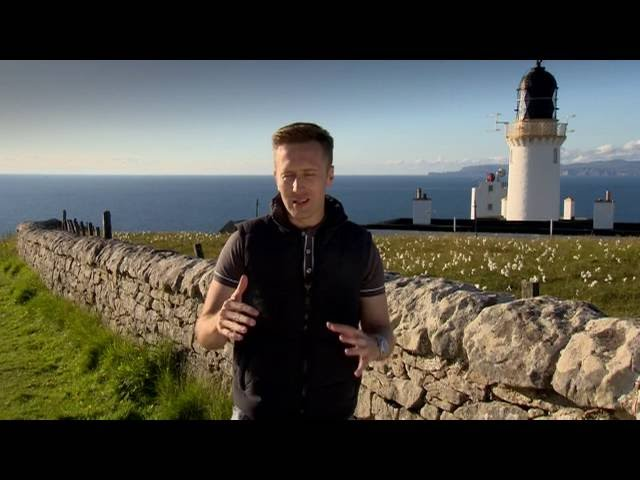 BBC Reporting Scotland/ NC500: Dunnet Head, Caithness (Day 3)