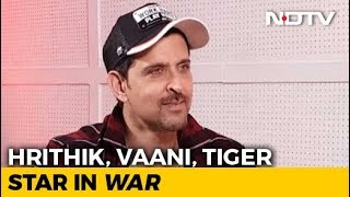 War Movie | Hrithik Roshan Recalls His First Memory Of Tiger Shroff