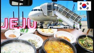 NAGOYA CHUBU AIRPORT - Jejudo Day 1 제주도 (via Air Busan) | Jeju + Busan Summer 2018