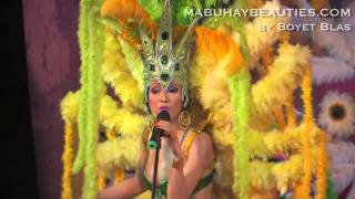 miss amazing philippine beauty 2010 las vegas opening number self intros