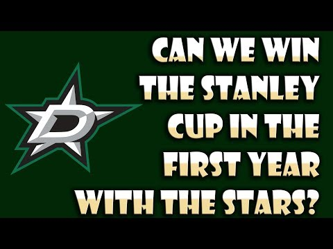 Can the Stars Win the Cup in the First Year? NHL 18