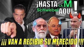TIEMBLA LA MAFIA! Meten al Bote al Abogado de Romero Deschamps y de Salinas