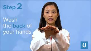 Proper Hand Hygiene with Dr. Diana Chen | UCLA Health