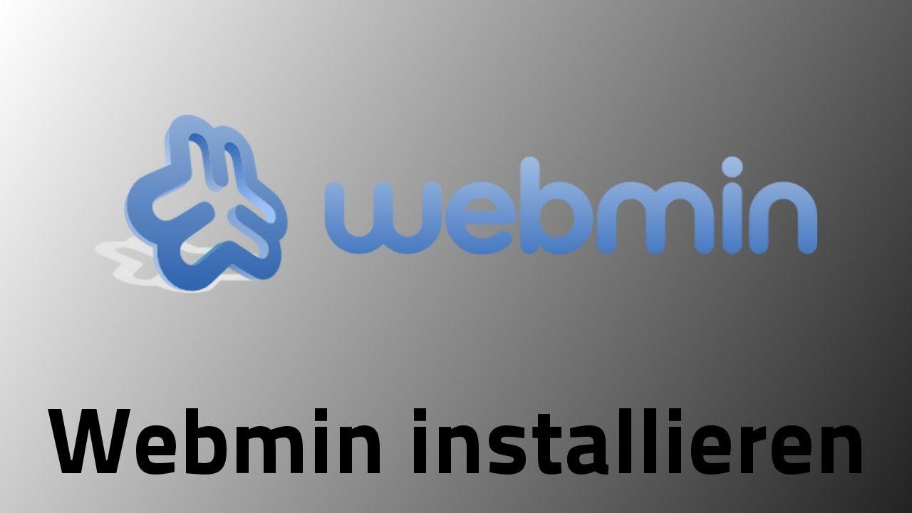 Webmin Installieren