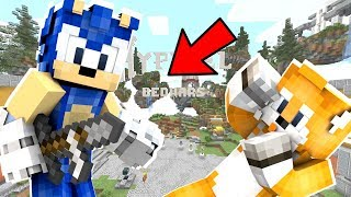 Minecraft Sonic The Hedgehog  GOD Sonic Decides Who DIES? 118