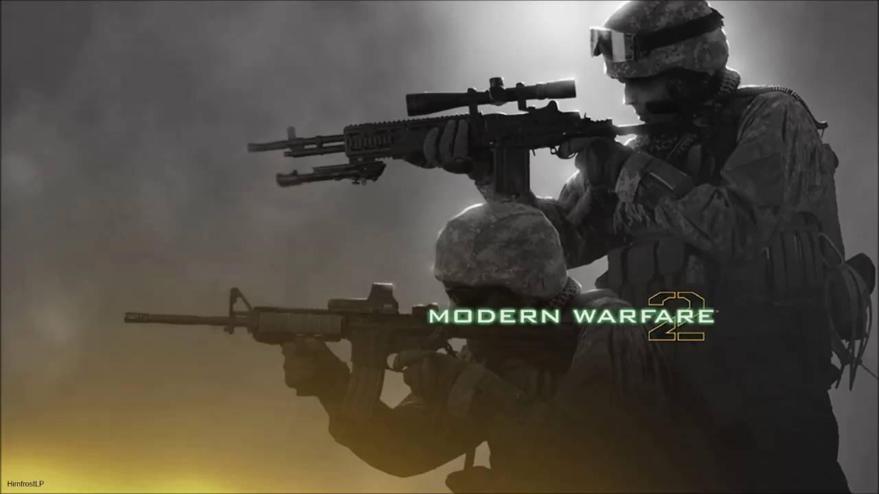 Call of duty modern warfare 2 gun - Call Of Duty Modern Warfare 2 Gun 13