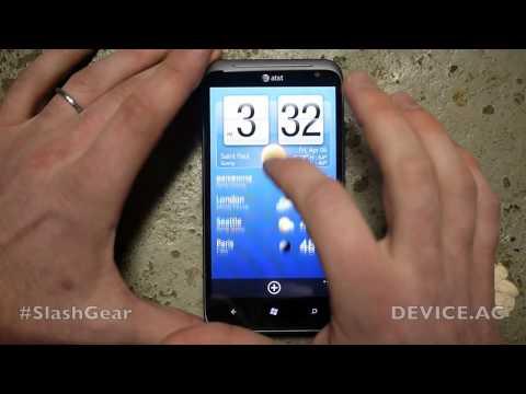 HTC Titan II Hands-on Part 1/2