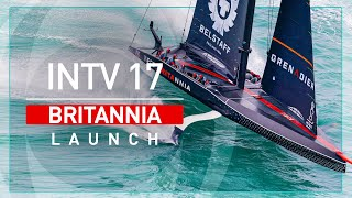 INEOS INTV 17 - Britannia launch - New Recycled Polymers - Circular Economy - 2019 Review