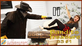 The Bandits Return - They Paused Us And Stole All The Treasure! S3 Ep 1
