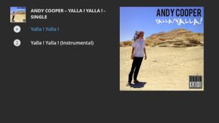 Andy Cooper - Yalla ! Yalla ! - Single