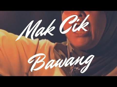 Achey - Makcik Bawang ( Lirik Video)