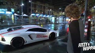 Lamborghini Aventador Taxi