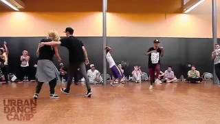 Choreo on 'till i die' by Chachi & quick crew