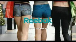 """New Reebok EasyTone """"Shake It"""" Ad - Available at Lifestyle Sports"""