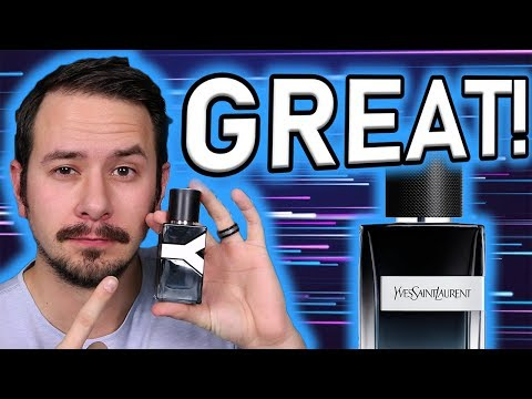 COMPLIMENT BEAST | YVES SAINT LAURENT Y EAU DE PARFUM FRAGRANCE REVIEW | YSL Y EDP