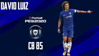 PES 2020 CHELSEA PLAYERS RATINGS