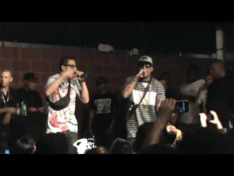 Nengo Flow Feat Gotay En Vivo By JImmySound LMP