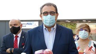 """CLM está centrada en """"recuperar la Atención Primaria"""", según el consejero de Sanidad"""